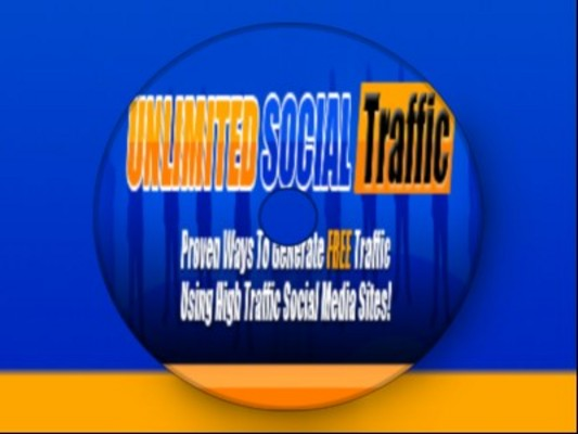 Product picture Unlimited Social Traffic - MRR Included