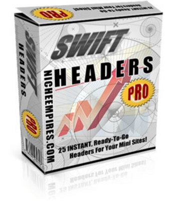 Product picture SWIFT HEADERS