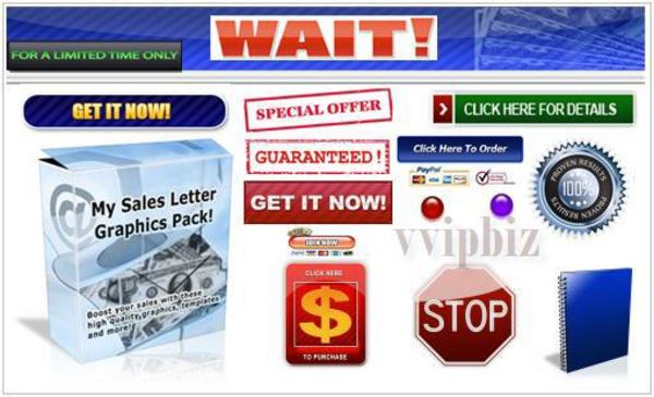 Product picture My Sales Letter Graphics Pack With Master Resell Rights