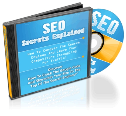 Product picture SEO Secrets Explained - (Master Resell Rights Included)