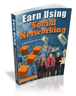 Product picture Earning From Social Networking (Master ResaleRights Included