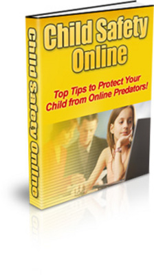 Product picture Child Safety Online Top Tips To Protect Your Child With MRR