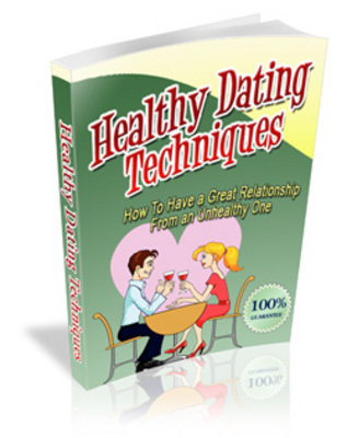 Product picture Healthy Dating Techniques and Relationships Tips With MRR