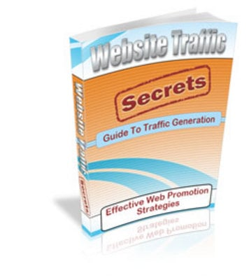 Product picture Website Traffic Secrets - Guide To Traffic Generation