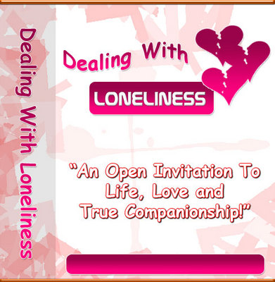 Product picture How To Dealing With Loneliness - (PLR Included)