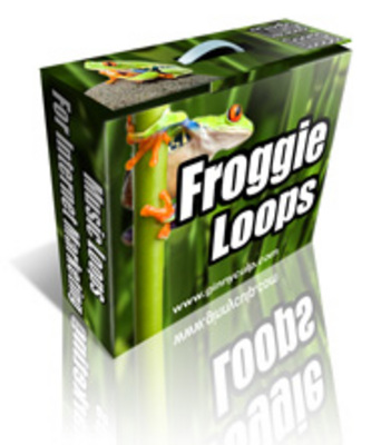 Product picture *Hot* Froggie Loops -  Unrestricted PLR Included
