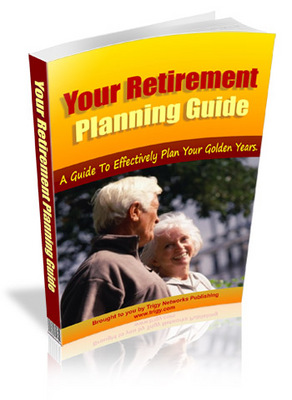 Product picture Your Retirement Planning Guide eBook With MRR