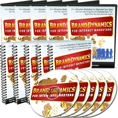 Product picture Brand Dynamics For Internet Marketers Video Course MRR + FULL Transcript