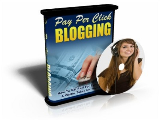 Product picture Pay Per Click Blogging Revealed MRR - eBook and Audio