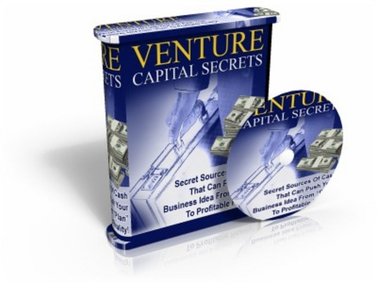Product picture Venture Capital Secrets with Reprint Rights