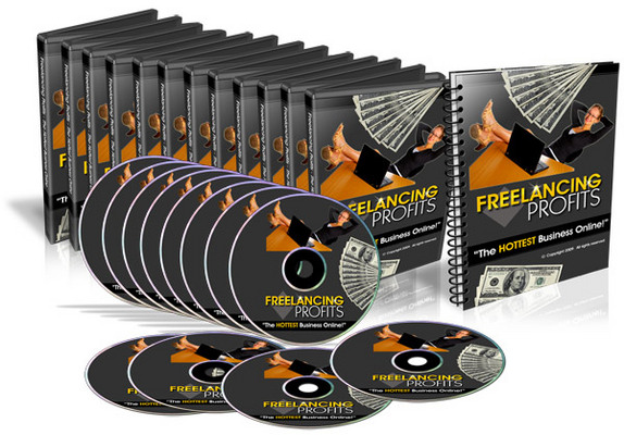 Product picture Freelancing Profits Video Series with Master Resale Rights
