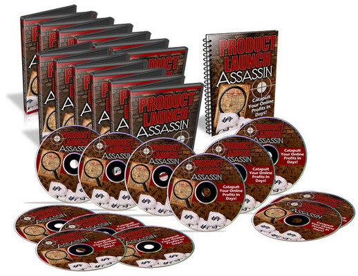Product picture Product Launch Assassin Video Series With Resell Rights