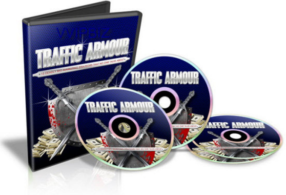 Product picture Traffic Armour - 12 Deadly SEO Marketing Strategies