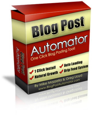 Product picture Blog Post Automator - The Ultimate Blog Automator!